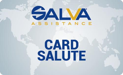Card Salute