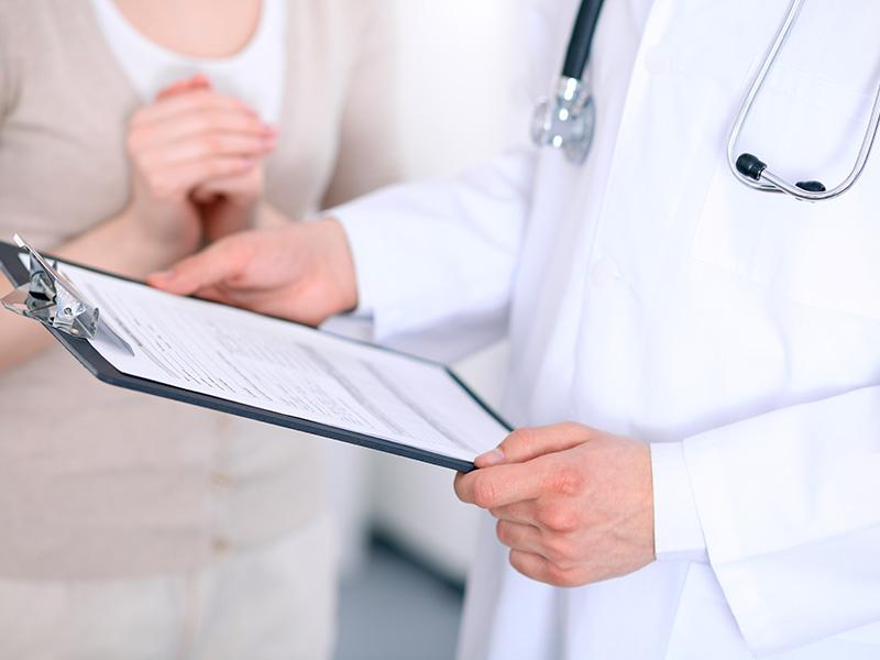 Visto per cure mediche